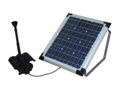 megasol solar teichpumpenset 16 30 w solartechnik dil. Black Bedroom Furniture Sets. Home Design Ideas